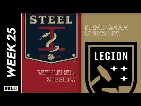 Bethlehem Steel FC vs. Birmingham Legion FC: August 25th, 2019 Mp3