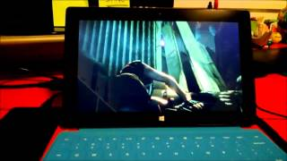 Surface Pro - Ultimate Gaming Tablet - Resident Evil 6