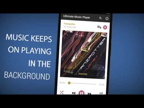Ultimate Music Player for Android