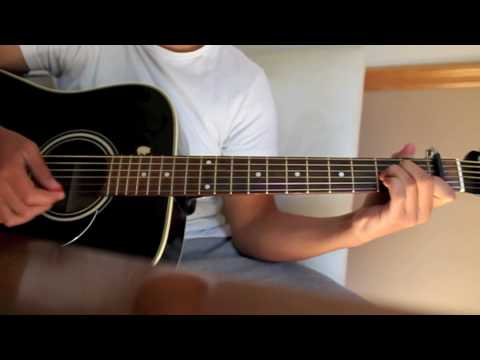 Coldplay - Clocks - Guitar Lesson