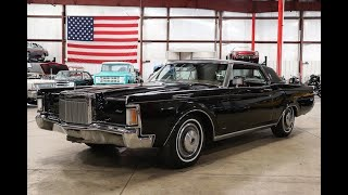 1970 Lincoln Continental Mark 3