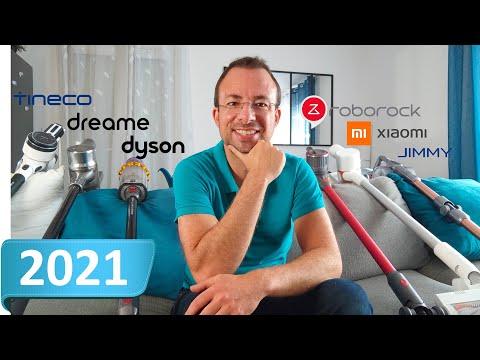 Quel aspirateur balai choisir ? Comparatif 2021
