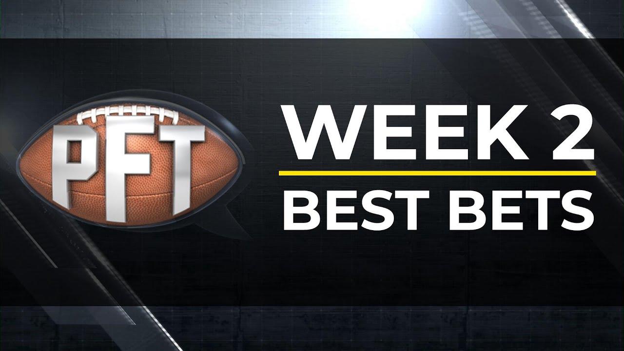 Best Bets of the Week | NFL Week 2 | Pro Football Talk