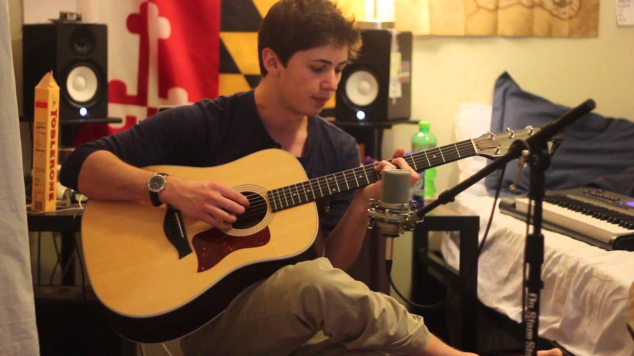Boyfriend Believe Acoustic Acoustic Guitar Tutorial Youtube