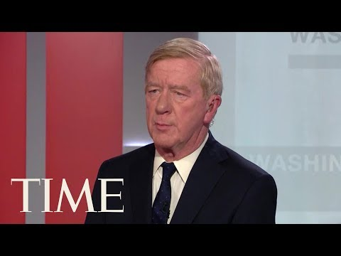William Weld Becomes The First Republican To Challenge Trump In The 2020 Primaries | TIME