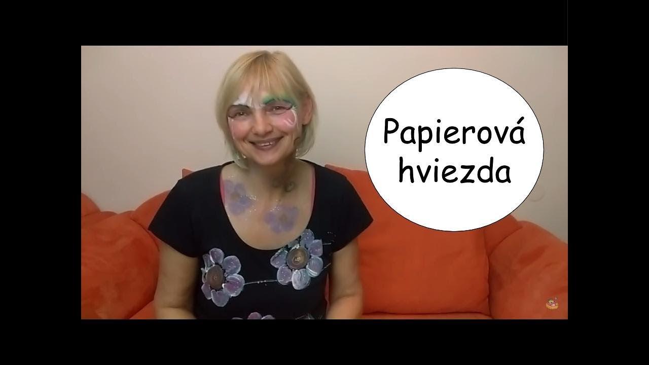 f78ea1d21 Papierová hviezda geniálne jednoduchá - VIDEO Ako sa to robí.sk