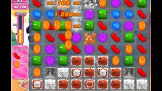Candy crush saga - Level 689 (3 star,No boosters)