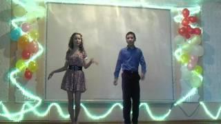 Г.Тайынша  Школа №1 Танец