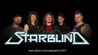 STARBLIND (PURE STEEL RECORDS) -  Promovideo for the upcoming 3rd album in 2017