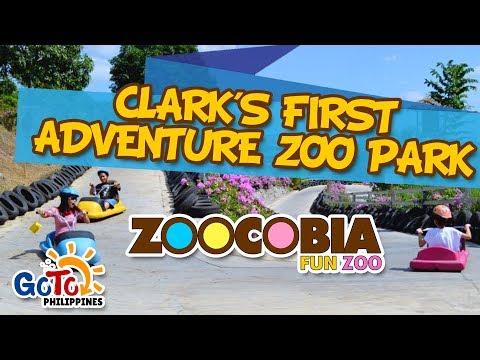 Zoocobia Fun Zoo Themepark | Clark's First Adventure Zoo Park