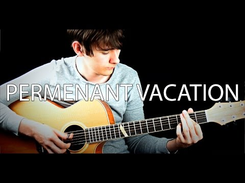 Permanent Vacation - 5 Seconds of Summer - Fingerstyle Guitar Cover