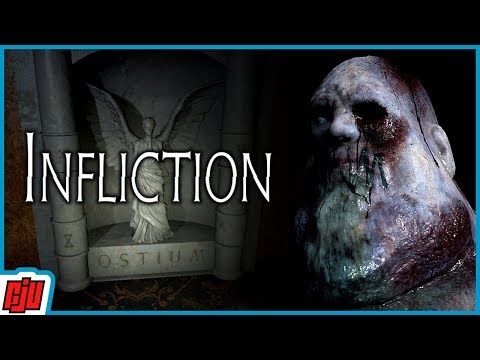 Infliction Part 4 | Horror Game | PC Gameplay Walkthrough