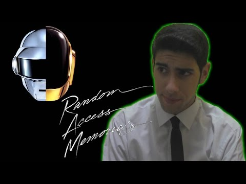 "Review ""Random Access Memories"" (Daft Punk, 2013)"