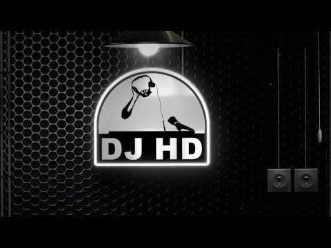 DJ HD Travel Set up