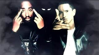 2Pac - Mad Rappers (Ft. Eminem & The Game)