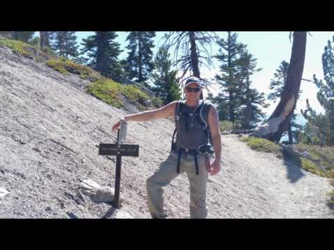 Hiking in Sequoia And Kings Canyon National Park 2016