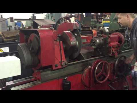 Van Norman 438 Crankshaft Grinder