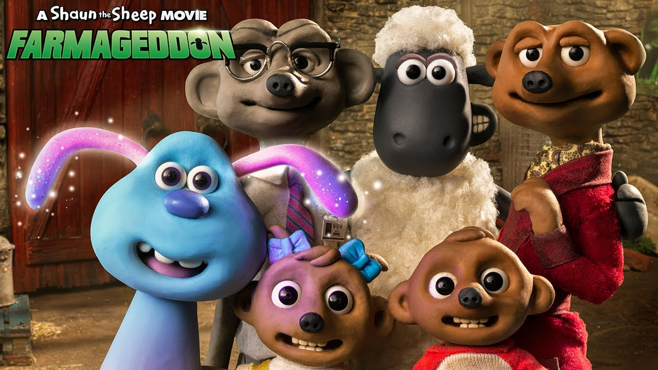 The Meerkats Meet Shaun the Sheep!