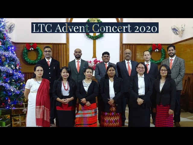Leonard Theological College - Advent Concert 2020 - 'Lead Kindly Light'