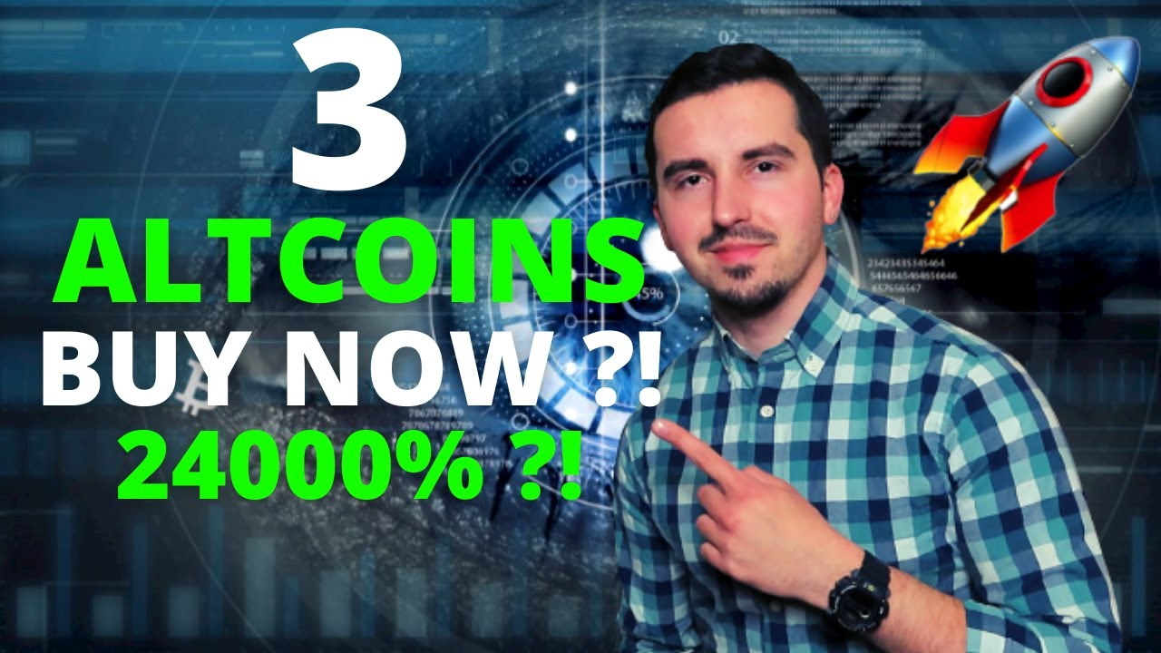 TOP 3 Crypto To Invest In May 2021 🚀|HUGE POTENTIAL 24000% ?! 🔥| SHIBA INU & DOGECOIN! |