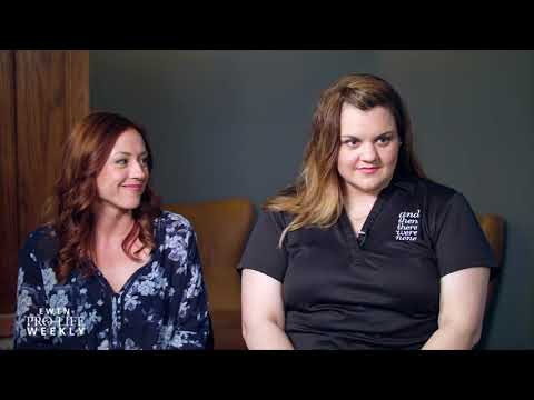 """Abby Johnson and Ashley Bratcher on Upcoming Movie """"Unplanned"""""""