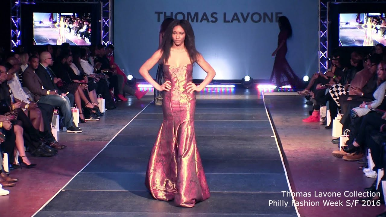 Thomas Lavone - Philly Fashion Week - Season 20 - Fall 2017