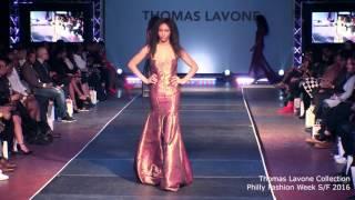 Thomas Lavone - Philly Fashion Week - Season 20 - Fall 2017