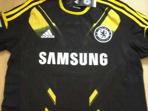www.mundodascamisas.com.br - Camisa do Chelsea nº11 Oscar Third