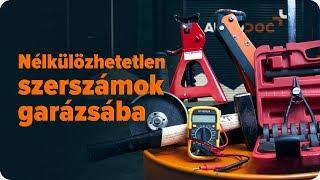MERCEDES-BENZ SLS AMG Kormány gömbfej cseréje - karbantartási tippek