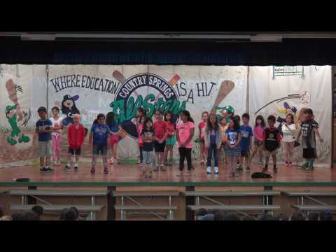 The H.I.T.S Showcase - Country Springs Elementary School (p1) on Oct 19, 2016