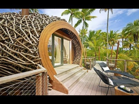 The best luxury resort in French | THE BRANDO RESORT | The Society Islands of French Polynesia