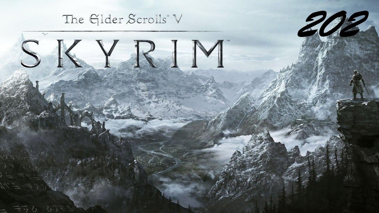 Skyrim Как купить дом в Вайтране - YouTube