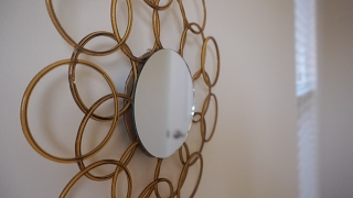 Bangles Mirror wall Art(super easy)