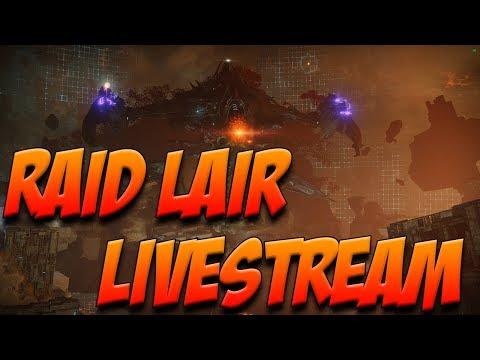Destiny 2: Raid Lair, Leviathan Raid, and Masterwork Upgrades!!!