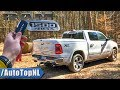 2019 Dodge RAM 1500 Laramie 5.7 HEMI V8 | REVIEW POV Test Drive on AUTOBAHN & ROAD by AutoTopNL