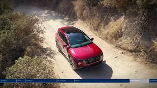 The all-new TUCSON   Explore the product   Hyundai Canada