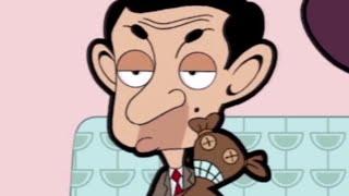 Mr. Bean - Taking teddy to the vet