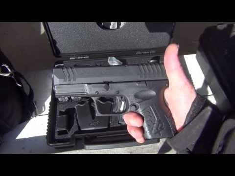 XDM 45c shooting review