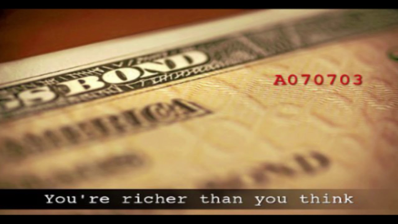 Check out your birth certificate:  You Are A Bonded Debt Slave