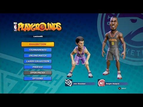 NBA Playgrounds: Quick Look