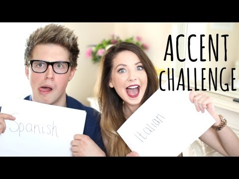 Accent Challenge Tag Questions & Test Words 2019