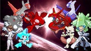 Pokemon Emerald 3rd Gen WiFi RSE Link Battles - Pokemon Emerald 3rd Gen UBERS VBA-Link WiFi Battle: LEGENDARY WARFARE-AceStarThe3rd