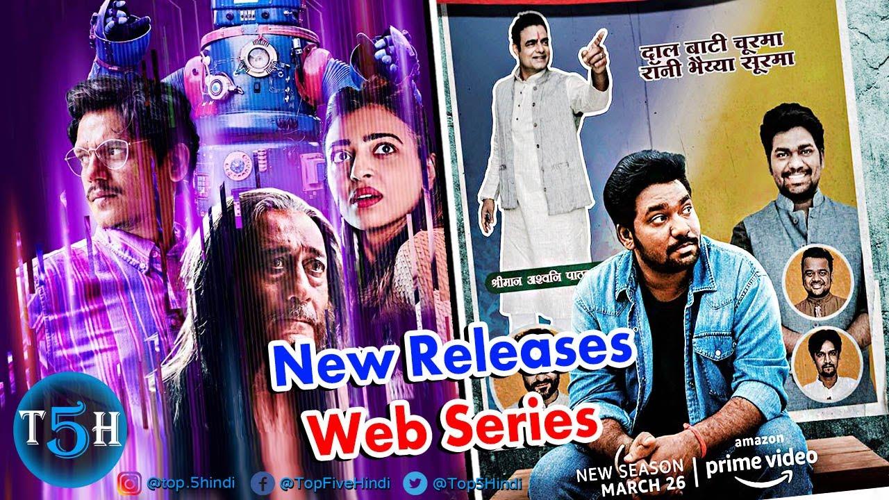 Download Top 5 New Release Bollywood Web Series | New Hindi Series || Top 5 Hindi