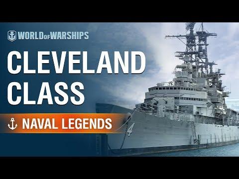 Naval Legends: USS Little Rock