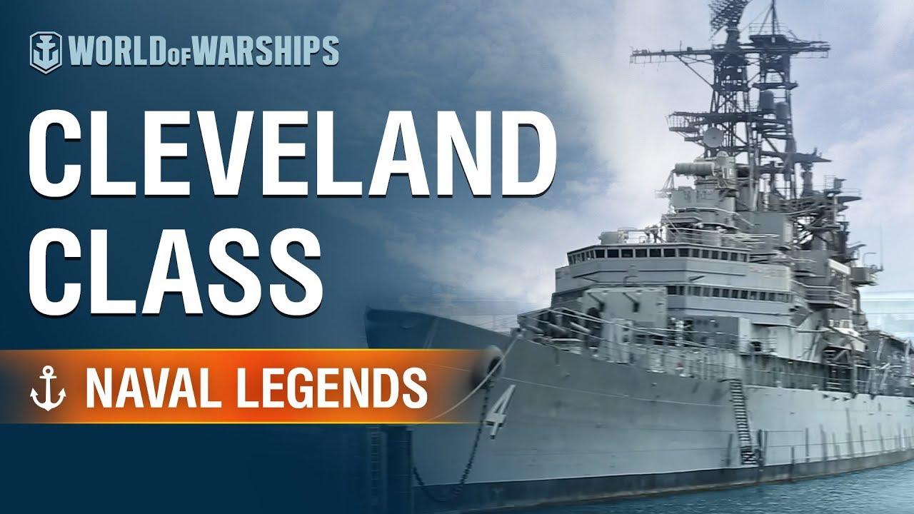 [World of Warships] Naval Legends: USS Little Rock - YouTube
