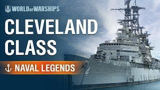 Naval Legends: USS Little Rock | World of Warships
