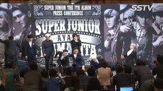 "[SSTV] '컴백' 슈퍼주니어(Super Junior) 이특 ""데뷔 10년차, 사랑+숙소생활 덕분"""
