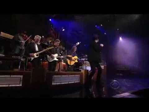 Peter Wolf Performs 'I Don't Wanna Know'. June 10th, 2010