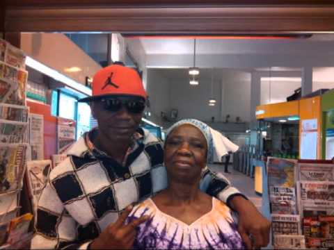 JKV (JAH KOOL AND THE VIBES) DANS AFRICAN WOMAN