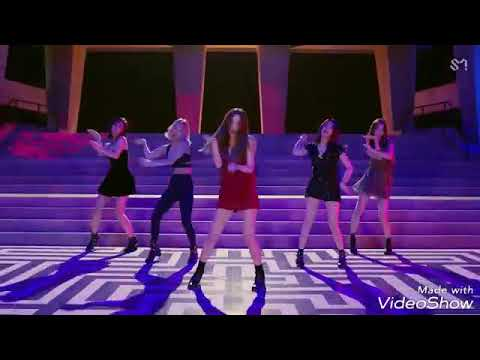 Girls Generation 'Lil Touch' Dance Cheography
